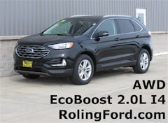 New 2019 Ford Edge SEL SUV 2FMPK4J96KBB74441 for sale in Shell Rock at Roling Ford