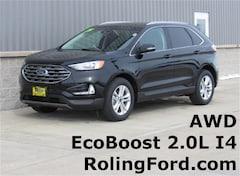 New 2019 Ford Edge SEL SUV 2FMPK4J96KBB74441 for sale in Cedar Falls