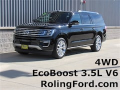 Used 2018 Ford Expedition Max Limited SUV 1FMJK2AT4JEA41234 for sale in Shell Rock at Roling Ford