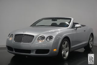 2007 Bentley Continental GT GTC - JUST ARRIVED! Cabriolet