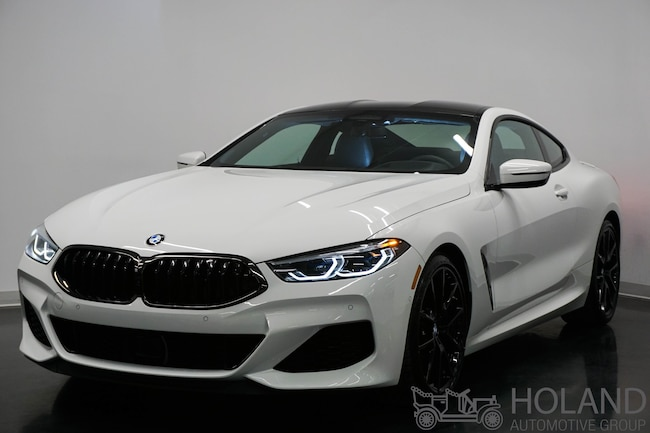 2019 BMW 8 Series M850i xDrive Coupe - LEASE ONLY Coupé