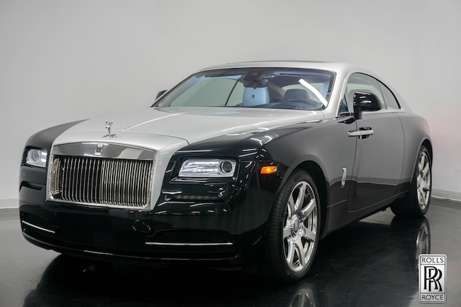 2014 Rolls-Royce Wraith TWO TONE - JUST ARRIVED! Coupé