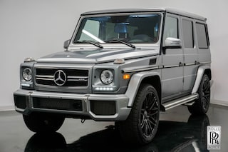 2016 Mercedes-Benz G-Class G63 AMG BRABUS WHEELS DESIGNO LEATHER VUS