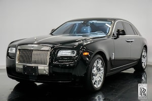 2013 Rolls-Royce Ghost PROVENANCE EXTENDED WARRANTY INCLUDED