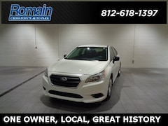 Certified Pre-Owned 2016 Subaru Legacy 2.5i Sedan 4S3BNAA69G3035809 in Evansville, IN