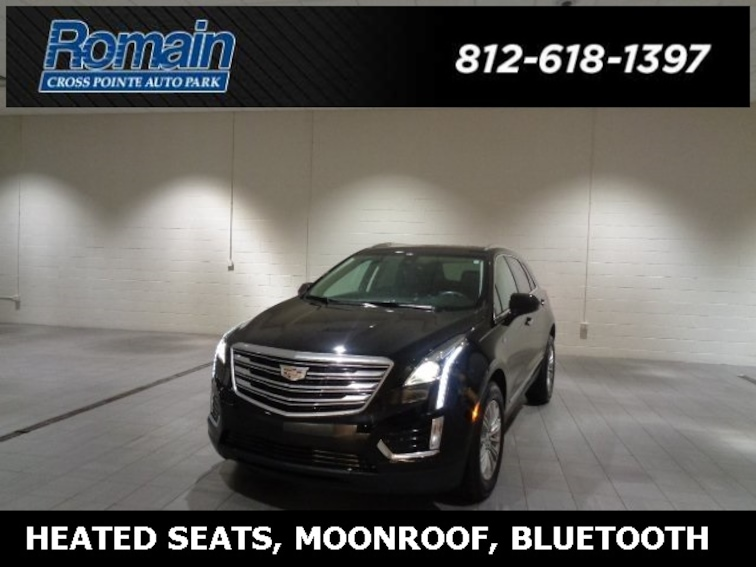 Used 2017 Cadillac Xt5 For Sale Evansville In Vin 1gyknbrs8hz144083