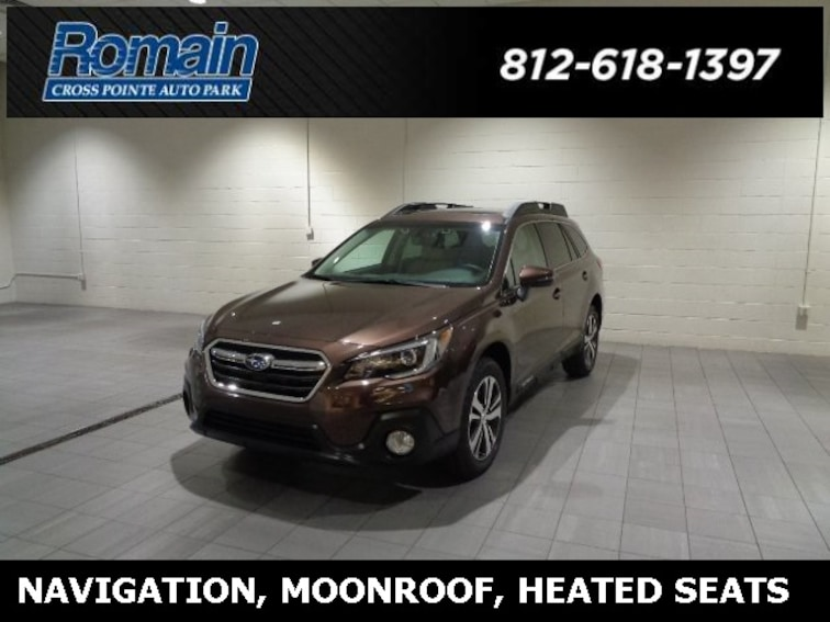 New 2019 Subaru Outback 3.6R Limited SUV Evansville-IN