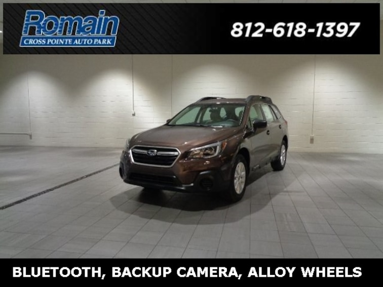 New 2019 Subaru Outback 2.5i SUV Evansville-IN