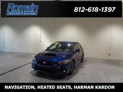 Used 2019 Subaru WRX AUTO For Sale Evansville IN | JF1VA1P61K8807687