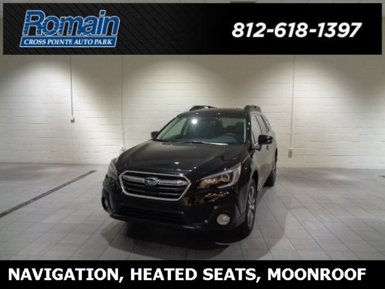 New 2019 Subaru Outback 2.5i Limited SUV Evansville-IN