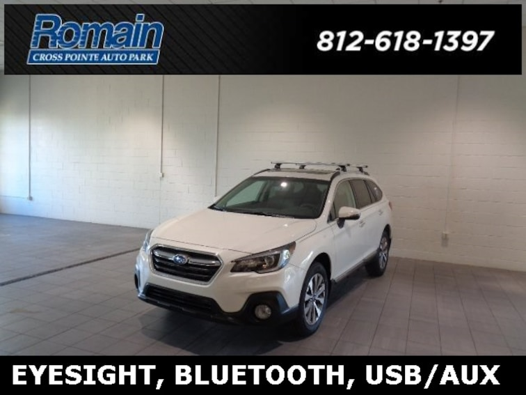 New 2019 Subaru Outback 3.6R Touring SUV Evansville-IN