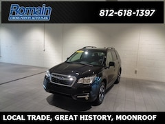 Used 2018 Subaru Forester 2.5i Limited SUV JF2SJAJC8JH552290 in Evansville, IN