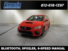 New 2019 Subaru WRX Sedan in Evansville IN