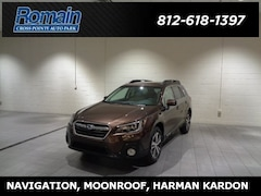 New 2019 Subaru Outback 3.6R Limited SUV in Evansville IN