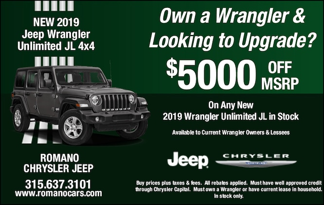 Jeep Wrangler Loyalty