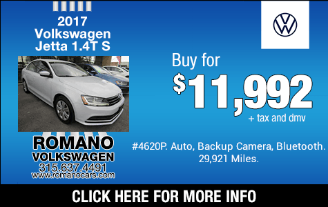 Used 2017  VW Jetta S