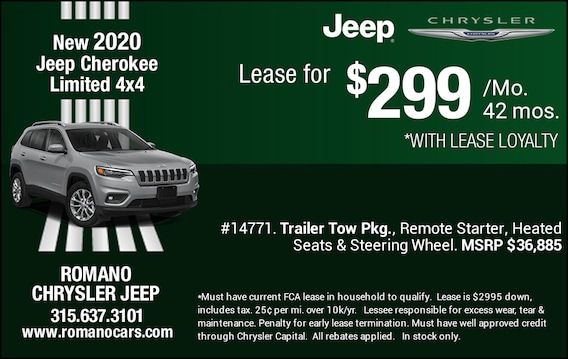 new jeep cherokee deals specials near me syracuse ny romano chrysler jeep romano chrysler jeep