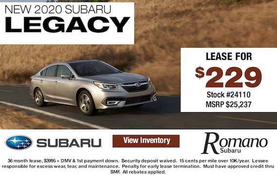 Lease Specials Near Me >> Subaru Legacy Deals Specials Near Me In Syracuse Ny