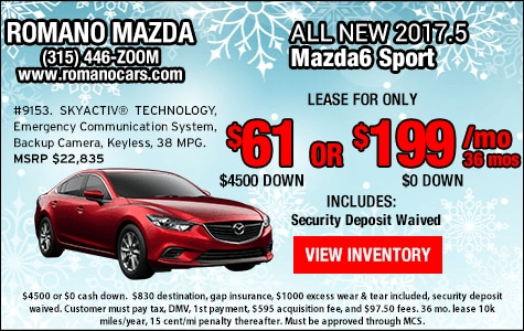 Mazda Specials And Lease Deals Mazda Rebates And Finance Offers - Mazda lease offer