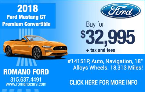 Used 2018 Ford Mustang GT Premium Convertible