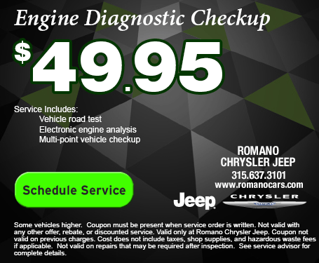 Engine Diagnostic Checkup