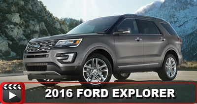 2016 Ford Explorer for sale in Syracuse