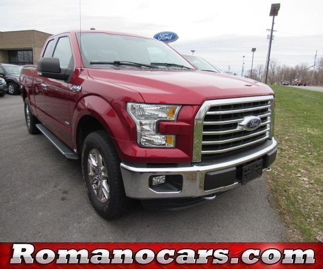 2016 Ford F-150 XLT Truck Extended Cab