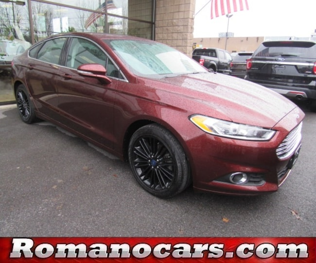Ford Fusion For Sale Near Me >> Used 2016 Ford Fusion For Sale At Romano Ford Vin 3fa6p0t9xgr378889