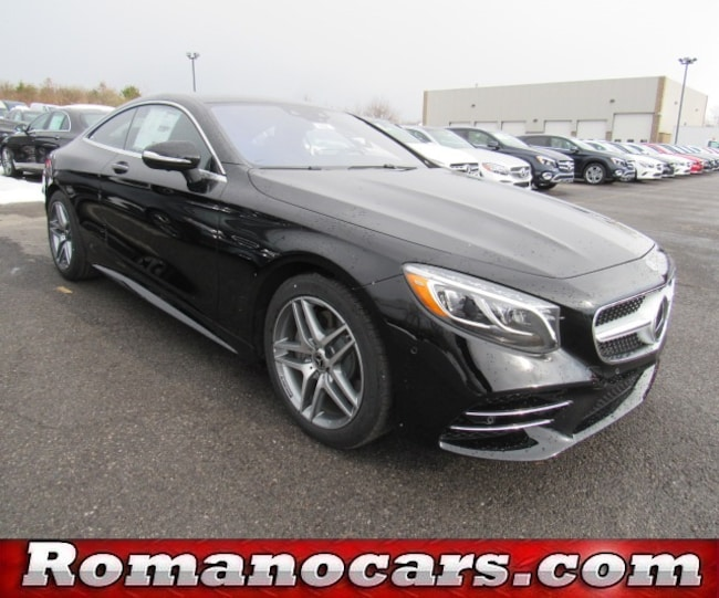 New 2019 Mercedes Benz S Class Coupe Syracuse Ny