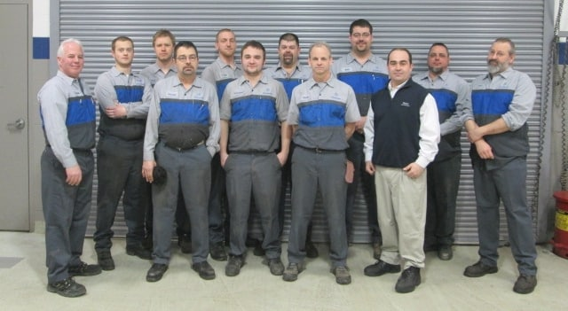 Mercedes-Benz Automotive Technicians serving Syracuse and CNY