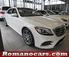 2019 Mercedes-Benz S-Class S 560 4MATIC Sedan