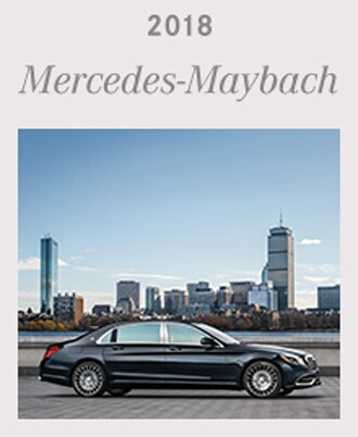 2018 Mercedes-Maybach