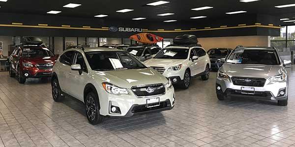 Subaru dealers near utica ny
