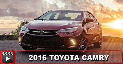 2016 Toyota Camry for sale in Syracuse