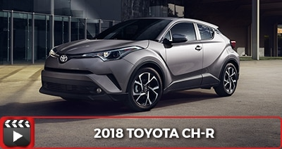 2018 Toyota CH-R for sale in Syracuse