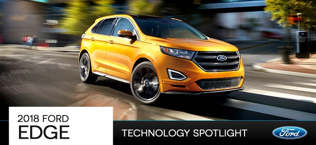 2018 Ford Edge Technology in Romeo, MI