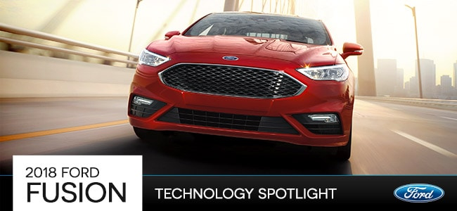 2018 Ford Fusion Technology in Romeo, MI