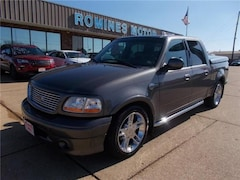2002 Ford F-150 Lariat Crew Cab Short Bed Truck