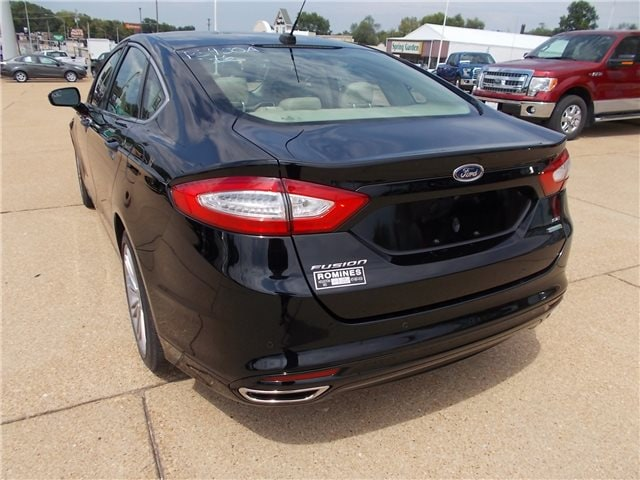 Used 2016 Ford Fusion For Sale at Romines Motor Co Inc | VIN