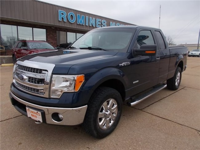 2013 Ford F-150 XLT Extended Cab Truck