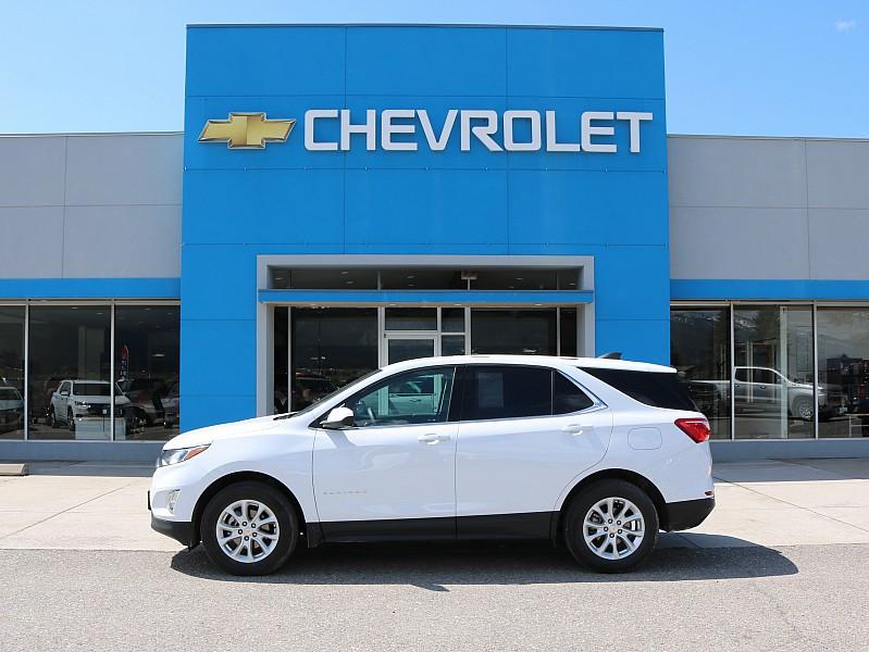 2019 Chevrolet Equinox AWD 4dr LT w/1LT Sport Utility