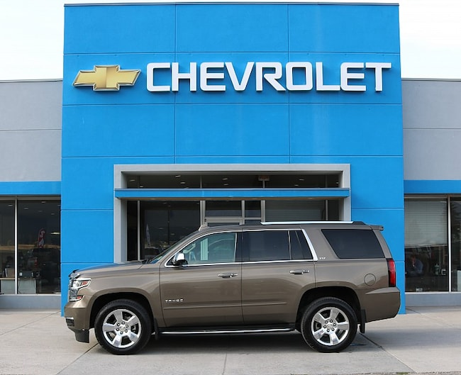 2015 Chevrolet Tahoe LTZ Full Size SUV