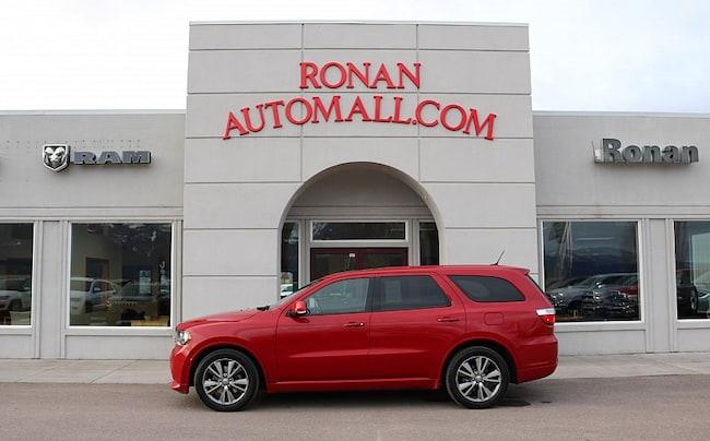 2013 Dodge Durango R/T Full Size SUV