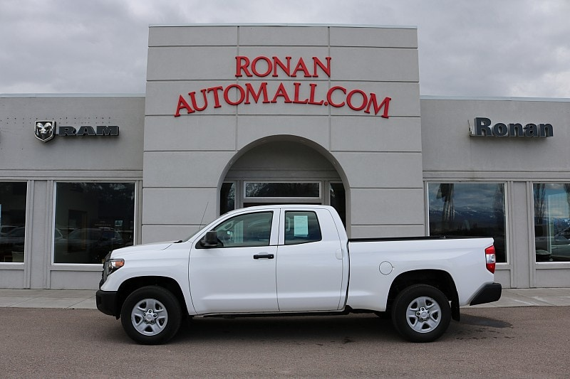 2018 Toyota Tundra 4WD SR Double Cab 6.5 Bed 4.6L Crew Cab Pickup