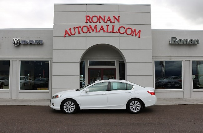 2013 Honda Accord Sedan EX Mid-Size Car
