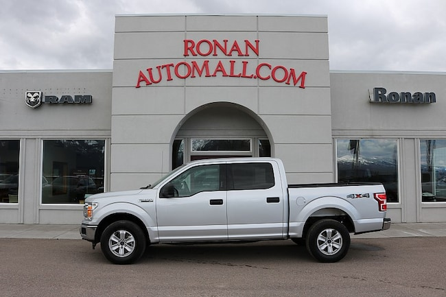 2018 Ford F150 4WD XLT Full Size Truck
