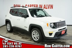 New 2019 Jeep Renegade SPORT FWD Sport Utility in Alvin, TX