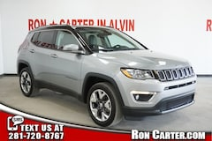 Used 2019 Jeep Compass Limited SUV in Alvin, TX