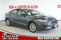 New  2020 Ford Fusion SE Sedan in Alvin, TX