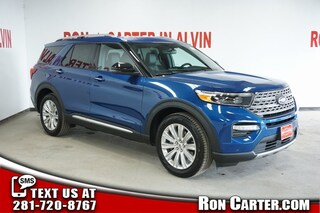 New  2020 Ford Explorer Limited SUV in Alvin, TX